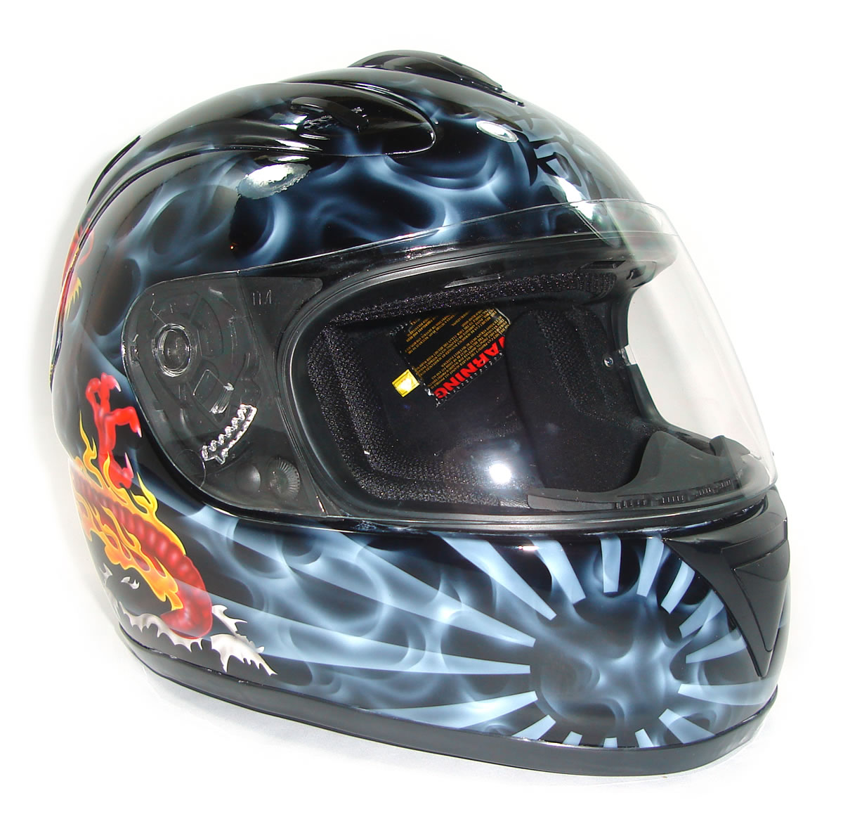 Custom Painted Helmet Gallery Japanese Samurai